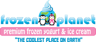 Frozen Planet Yogurt | Premium Frozen Yogurt & Ice Cream